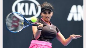 Tennis Player: Sania Mirza also in Corona's grasp, said Corona is no joke, be careful