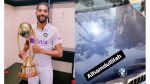Mohammad Siraj returns from successful tour of Australia and gives himself a BMW gift