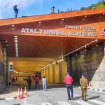 ATAL TUNNEL will now take action if rules are broken, all activities of police along with tourists will be recorded