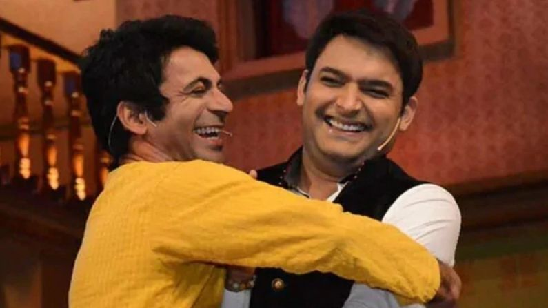 Find out what Sunil Grover said about Kapil