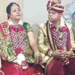 Unique wedding held in AHMEDABAD 36 year old groom and 52 year old bride