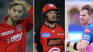 IPL RR RCB and KXIP 2021 Players Retention: Steve Smith Glenn Maxwell and Aaron Finch shocked teams dropped
