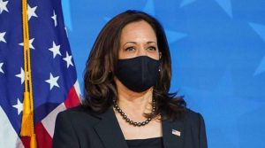 Kamala Harris resigned as senator many thanks to people of California