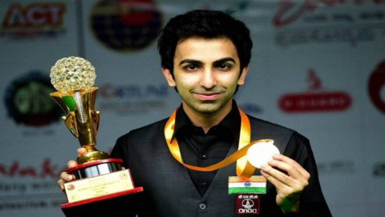 World billiards and snooker champion Pankaj Advani has tied the knot, see photos