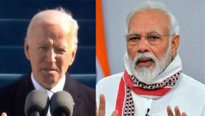 PM Modi Congratulate US President Joe Biden