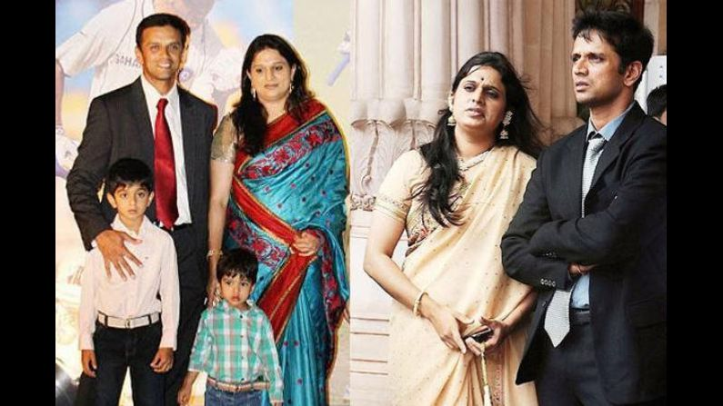 The Wall: Rahul Dravid fell in love with the daughter of an Air Force Wing Commander, and then