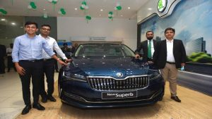 Skoda Superb Sportline and Skoda Superb L&K launched in Ahmedabad, find out features and price
