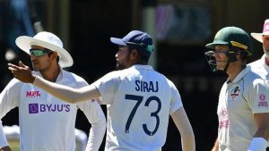 INDvsAUS: Viewers experimented with vulgar language for Siraj and Sundar during the Brisbane Test