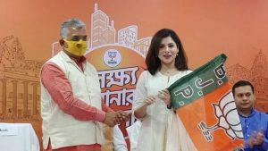 Bengal Election 2021 Payel Sarkar