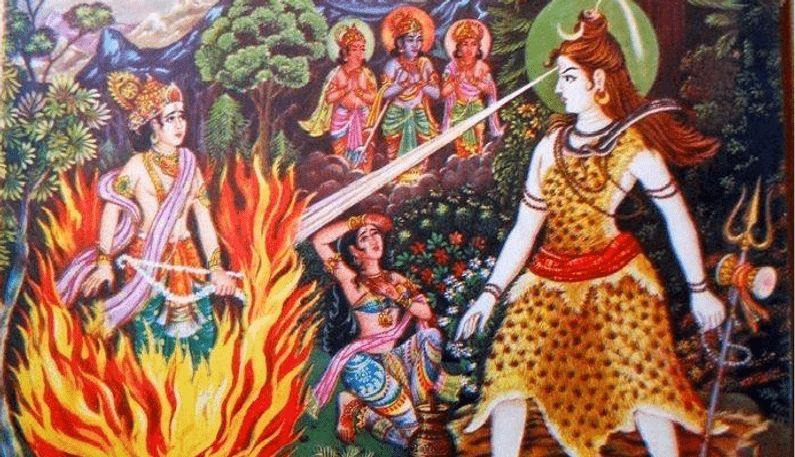 You may not have heard this story connected with the celebration of Holi, Dhuleti !