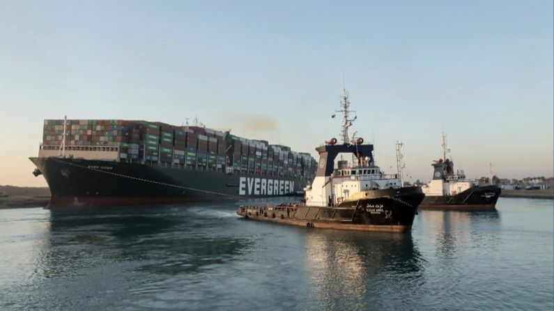 Suez Canal: Egypt's first woman captain Marwa Elselehdar accused of hijacking ship in Suez