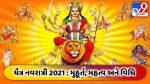 Chaitra Navratri 2021 : આજથી શરૂ થાય છે ચૈત્રી નવરાત્રિ, સ્થાપન પહેલા જાણી લો જરૂરી સવાલના જવાબ