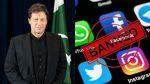 પાકિસ્તાનમાં FB, WhatsApp અને Twitter સહિતના આ સોશિયલ મીડિયા પર પ્રતિબંધ, જાણો કારણ