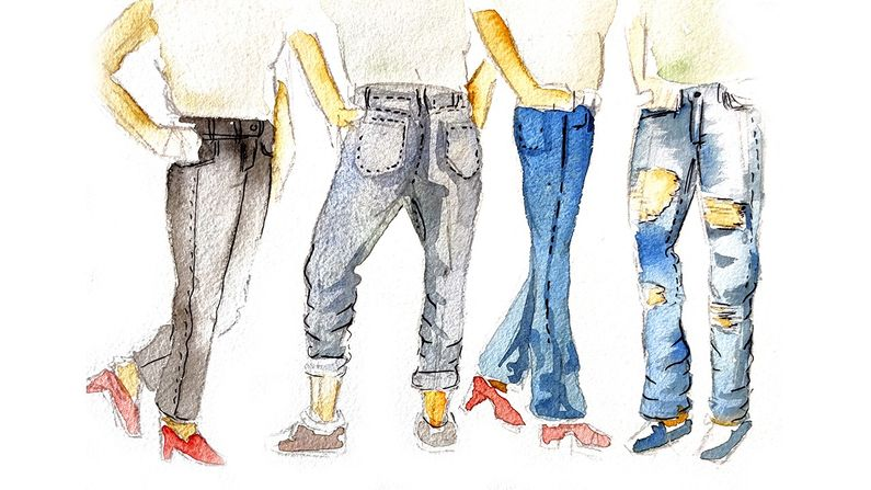 Environment: Do you know how much damage jeans do to the environment? Learn in the report