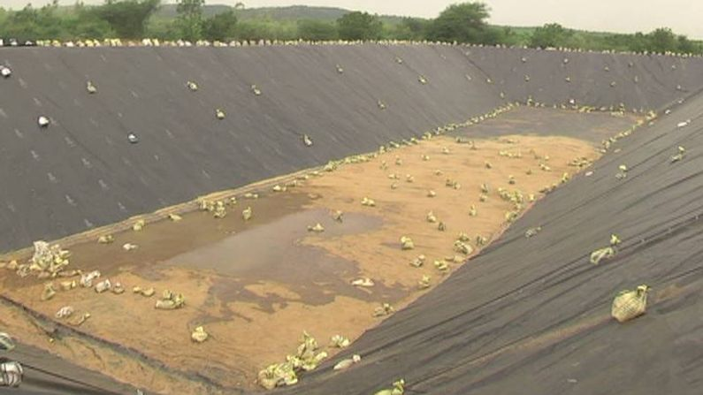 Aravalli: Farmers have come up with a unique solution to the irrigation problem, see how they have come up with an irrigation solution