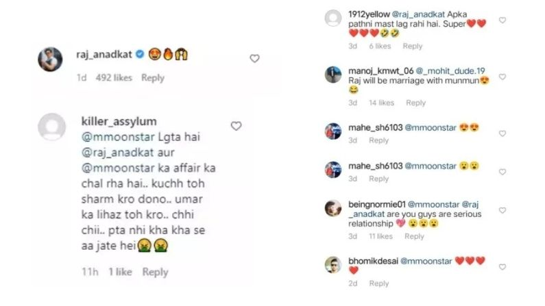 'Tappu' Raj Anadkat got trapped by this comment on the post of 'Babita ji' aka Munmun Dutta