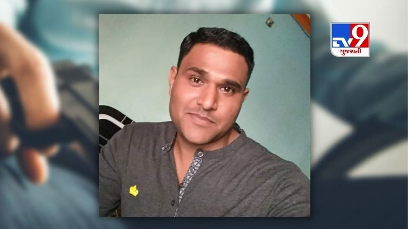 Ahmedabad a policeman from Paldi police station shot himself and committed suicide