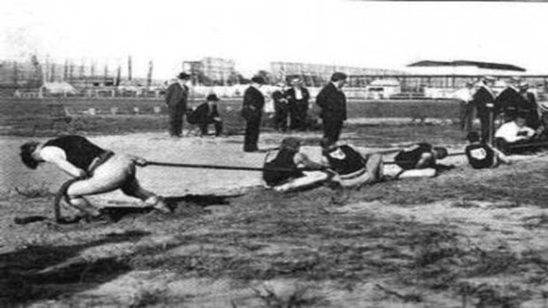સ્વીમિંગની સ્પર્ધા માટે મેદાનમાં જ એક કૃત્રિમ તળાવ બનાવવામાં આવ્યું હતુ મેરોથોન ધુળના મેદાનમાં રમાઈ હતી.તેમજ પાણી માટે પણ માત્ર એક જ સ્ટેશન રાખવામાં આવ્યું હતુ.