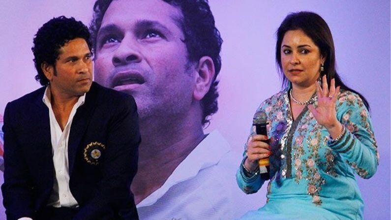 માસ્ટર બ્લાસ્ટર સચિન તેંડુલકર (Sachin Tendulkar) ની પત્નિ અંજલી તેંડુલકર (Anjali Tendulkar) વ્યવસાયે ડોક્ટર છે. તેણે MBBS સુધીનો અભ્યાસ કર્યો છે. આ દરમ્યાન તેણે ગોલ્ડ મેડલ પણ મેળવ્યો હતો.
