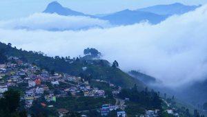 દક્ષિણ ભારતમાં સૌથી ઠંડુ હિલ સ્ટેશન