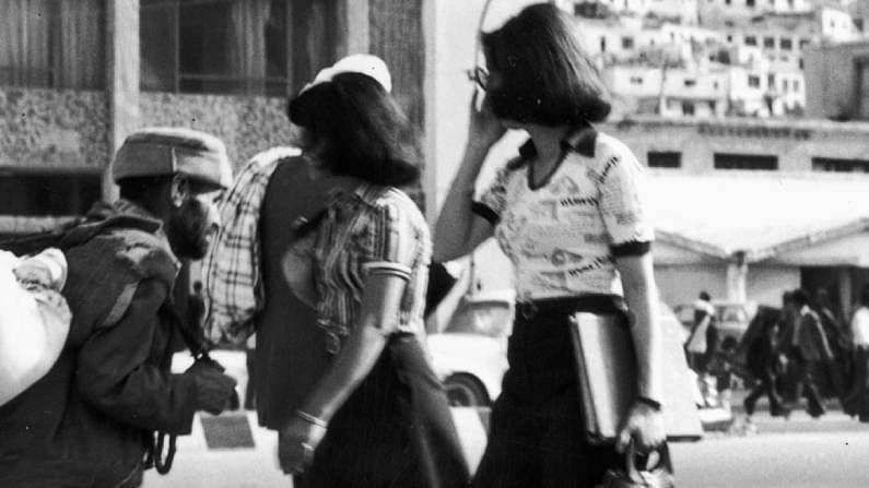 were really allowed to wear mini skirts afghanistan 1970s know the reality in Gujarati